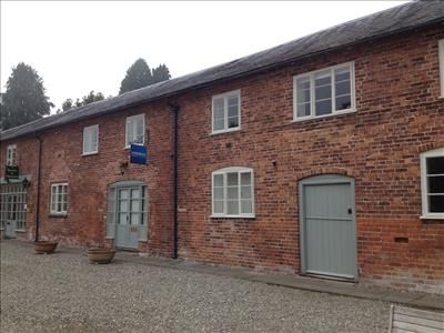 Thumbnail Office to let in Glansevern Hall, Berriew, Welshpool