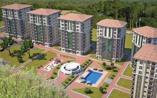 Apartment for sale in Spor City, Esenyurt, Istanbul, Marmara, Turkey