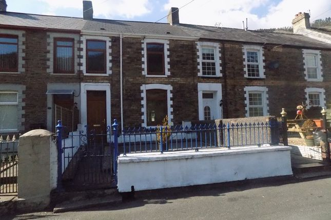 Thumbnail Terraced house for sale in Afon Villas, Cwmavon, Port Talbot, Neath Port Talbot.