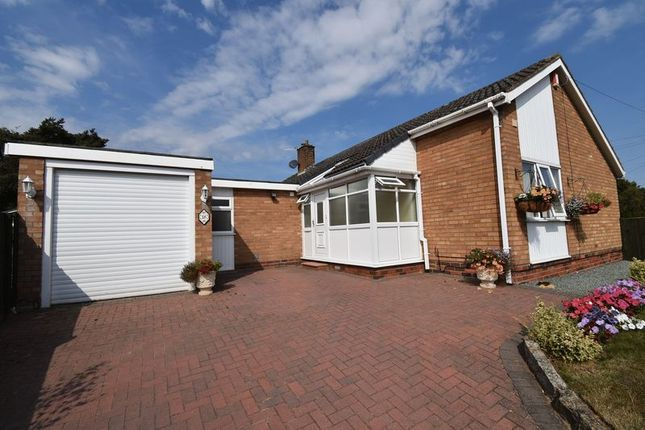 Thumbnail Detached bungalow for sale in 18 Apley Drive, Wellington, Telford