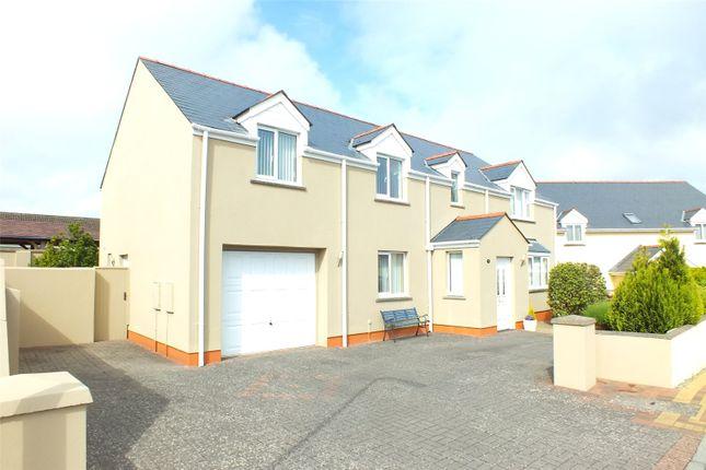 Thumbnail Detached house for sale in Fairways, Pembroke Dock, Pembrokeshire