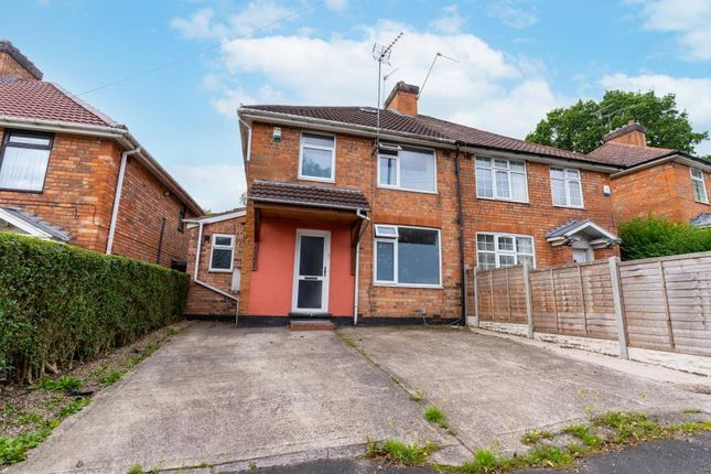 Thumbnail Semi-detached house for sale in Harborne Lane, Harborne, Birmingham