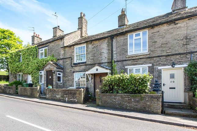Thumbnail Terraced house for sale in Church Lane, Rainow, Macclesfield