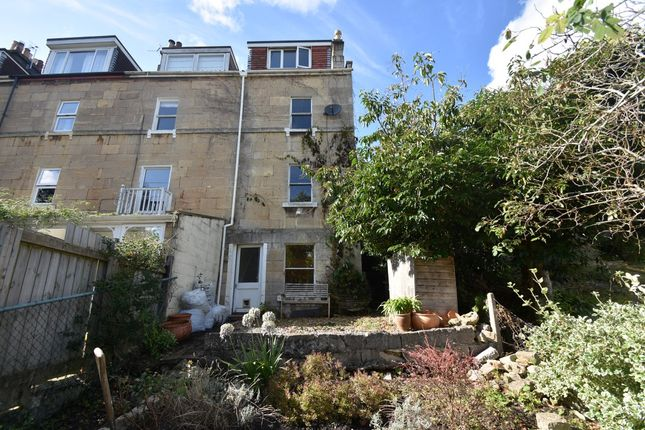 Thumbnail End terrace house for sale in Leopold Buildings, Bath