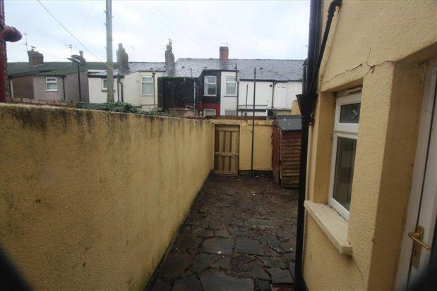 Rear Yard of Walmsley Street, Fleetwood FY7