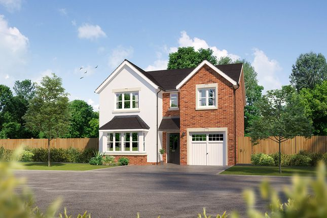 """Thumbnail Detached house for sale in """"Hampsfield-II"""" at Whittingham Lane, Broughton, Preston"""