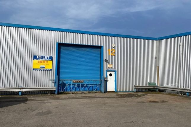 Unit 12 Avondale Industrial Estate, Cwmbran NP44