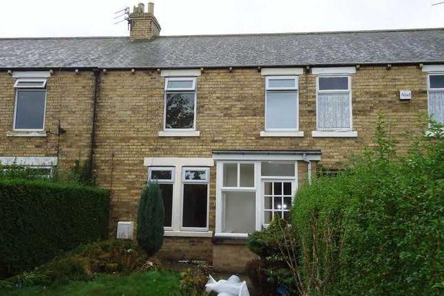 Thumbnail Terraced house to rent in Kenilworth Road, Ashington