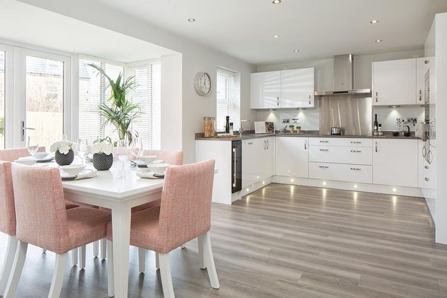 "Thumbnail Detached house for sale in ""Holden"" at Newport Road, St. Mellons, Cardiff"