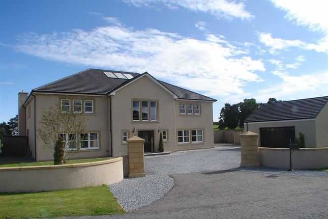 Thumbnail Detached house for sale in Hallowood Road, Elgin, Moray