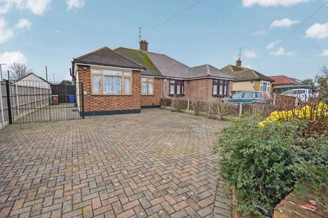 2 bed bungalow for sale in Rookery Close, Stanford-Le-Hope SS17