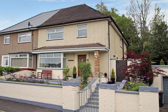 Thumbnail Semi-detached house for sale in Kingfield, Ebbw Vale, Blaenau Gwent