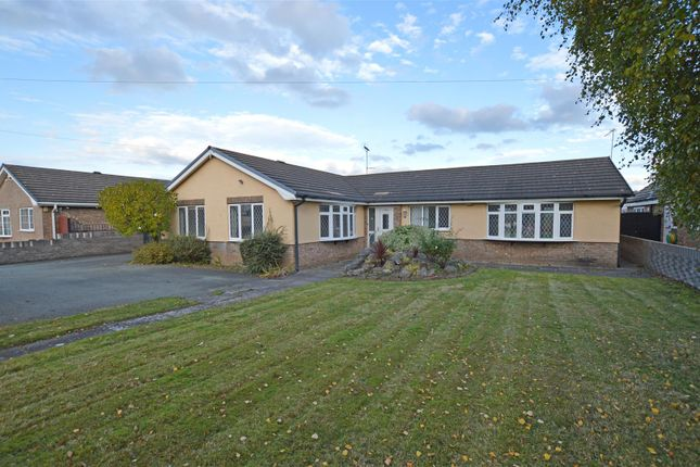 Thumbnail Detached bungalow for sale in St. Asaph Avenue, Kinmel Bay, Rhyl