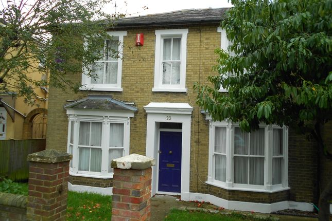 Thumbnail Semi-detached house to rent in Spring Crescent, Southampton