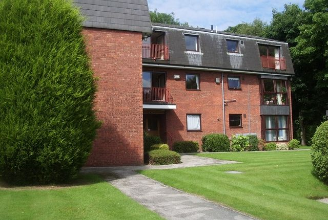 Thumbnail Flat to rent in Aughton Court, Church Road, Upton, Wirral