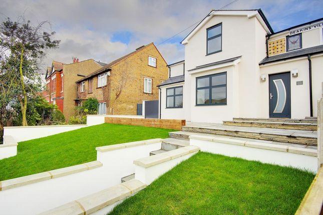 Thumbnail Semi-detached house to rent in High Ridge, Sydney Road, London