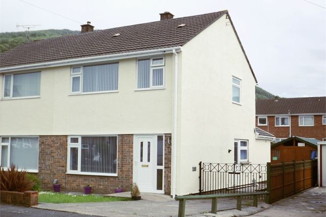 Thumbnail Semi-detached house for sale in Heol Y Nant, Baglan, Port Talbot, West Glamorgan
