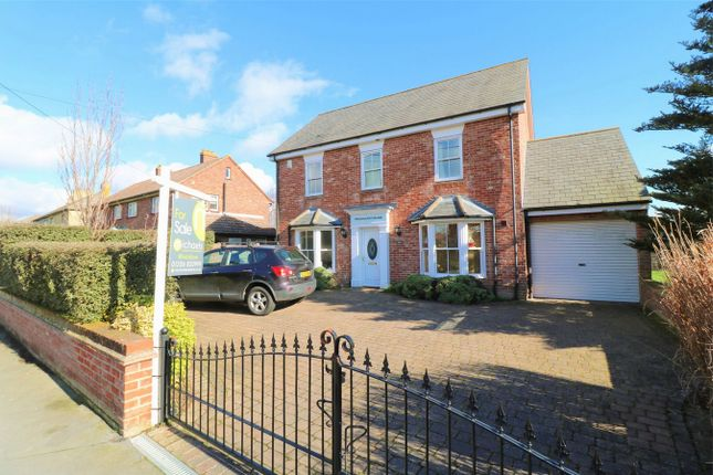 Thumbnail Detached house for sale in Rectory Road, Wivenhoe, Essex