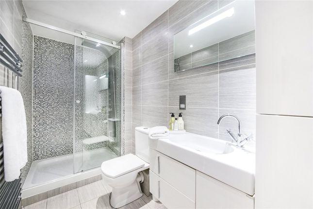 Shower Room of Rutland Gate, Knightsbridge, London SW7