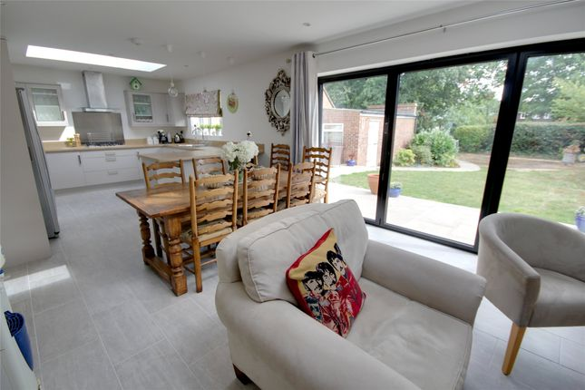 Thumbnail Detached bungalow for sale in Katherine Close, Addlestone, Surrey
