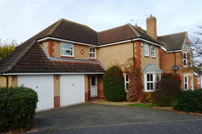 Thumbnail Property to rent in Hermes Way, Sleaford, Lincolnshire