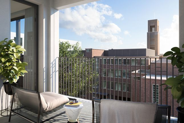 Thumbnail Flat for sale in The Broadway, Crouch End, London