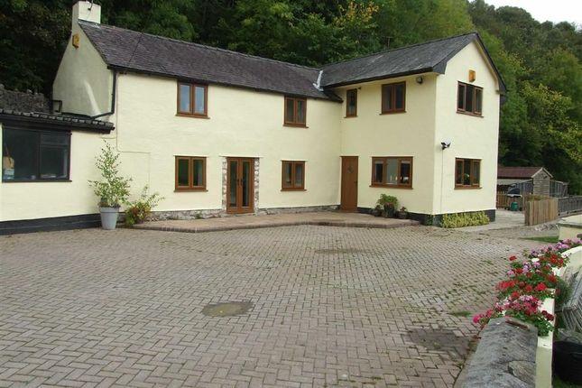 Thumbnail Detached house for sale in Leete Walk, Pantymwyn, Flintshire