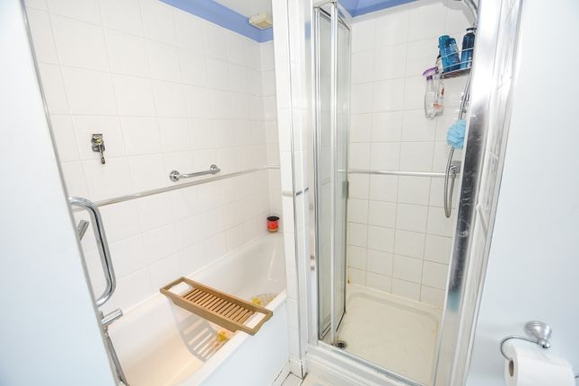 Bathroom of St. Leonards Road, Epsom, Surrey. KT18