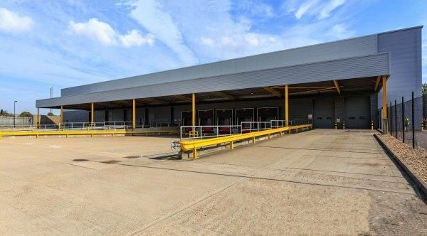 Thumbnail Light industrial to let in Unit 4 Optima Park, Thames Road, Crayford, Kent