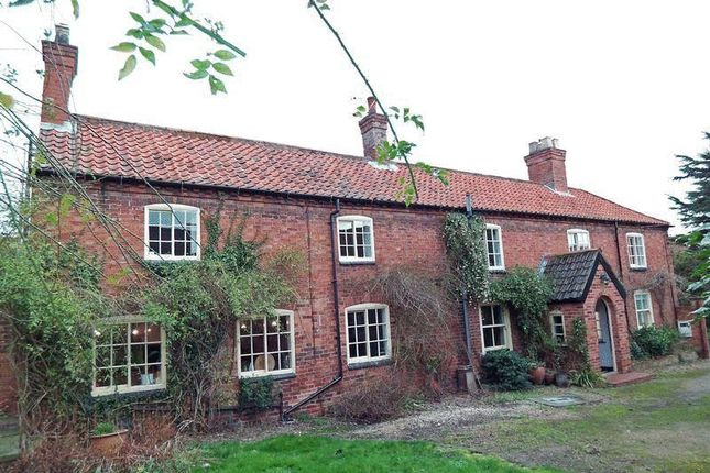 Thumbnail Detached house to rent in Farm Lane, East Markham, Newark