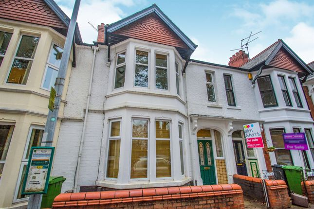 Thumbnail Terraced house for sale in Allensbank Road, Heath, Cardiff