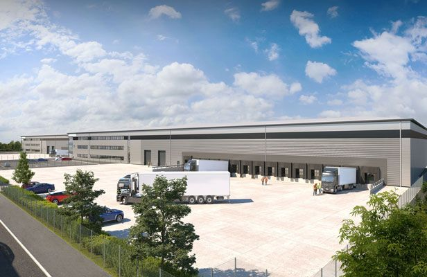 Thumbnail Industrial for sale in Chesterton, Bicester