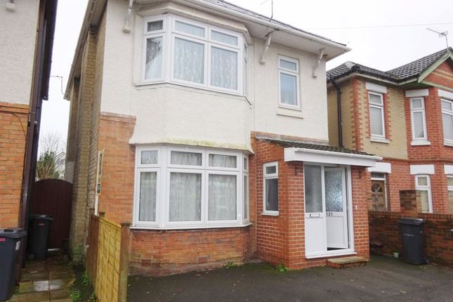 Thumbnail Property for sale in Detached Student House. Pine Road, Bournemouth
