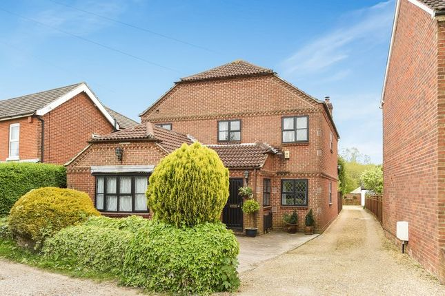 Thumbnail Detached house for sale in Green Lane, Warsash, Hampshire