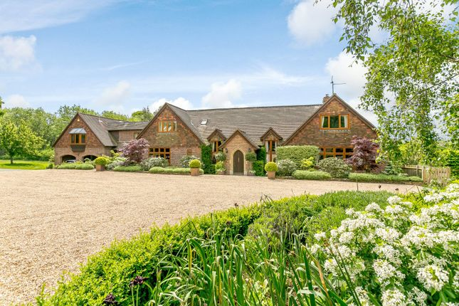 Thumbnail Detached house for sale in Spronketts Lane, Bolney, Haywards Heath, West Sussex