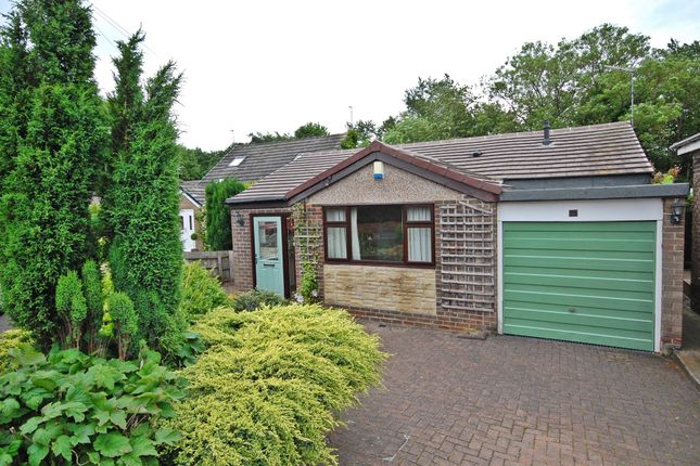 Thumbnail Detached bungalow to rent in Rothbury Road, Newton Hall, Durham