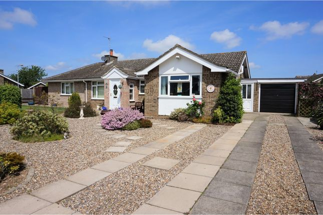 Thumbnail Detached bungalow for sale in Thirlby Road, North Walsham