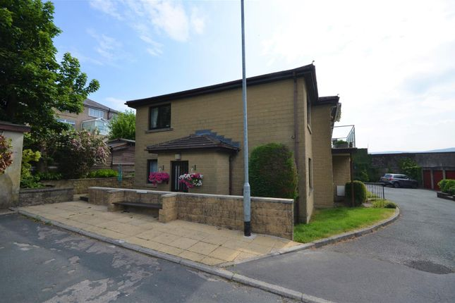Thumbnail Flat for sale in Buckley View, Todmorden