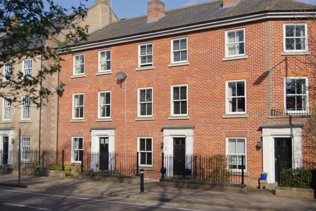 Thumbnail Terraced house for sale in Chancellery Mews, Bury St. Edmunds