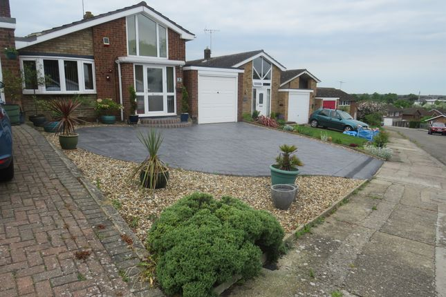 Thumbnail Detached bungalow for sale in Norfolk Crescent, Colchester