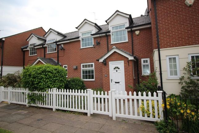 Thumbnail Terraced house to rent in Merchants Quay, Salford, Lancashire