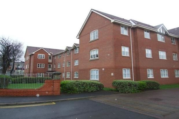 Thumbnail Flat to rent in Courtfields, Hornby Road, Blackpool