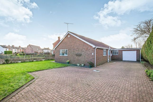 Thumbnail Bungalow for sale in Cutsyke Road, Featherstone, Pontefract