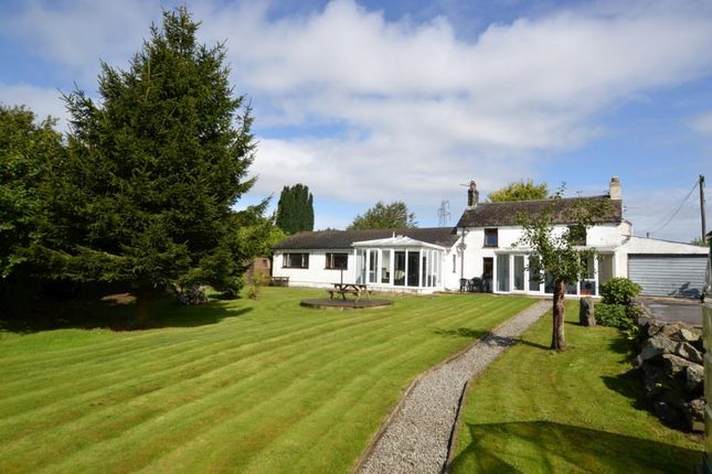 Thumbnail Detached house for sale in New Road, Summercourt, Newquay, Cornwall