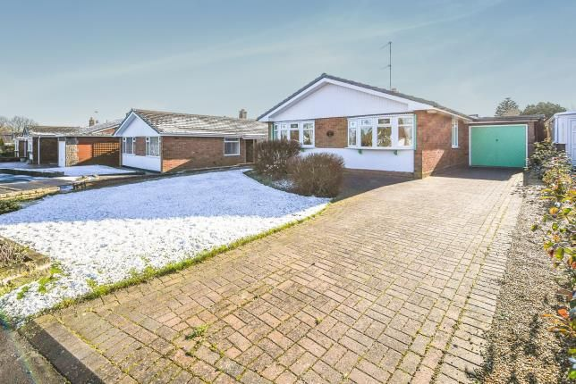 Thumbnail Bungalow for sale in Enderley Drive, Bloxwich, Walsall, .
