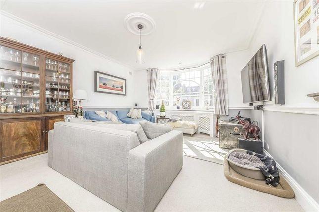 Thumbnail Flat to rent in Wyatt Park Road, London