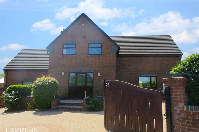 Thumbnail Detached house for sale in Monument Lane, Codnor Park, Ironville, Nottingham, Derbyshire