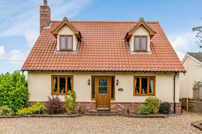 Thumbnail Detached house for sale in Rectory Road, Diss, Norfolk