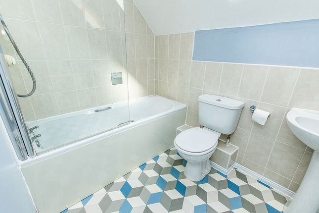 Bathroom of Fulmen Close, Lincoln LN1