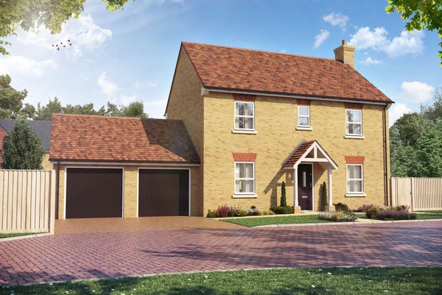 Thumbnail Detached house for sale in The Birch, The Maltings, Benner Lane, West End, Surrey